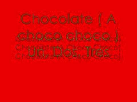 Chocolate ( A Choco Choco ) -  Lyrics