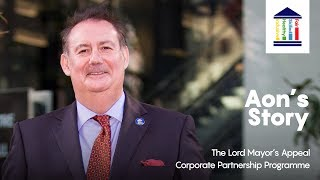 Dominic | Aon & The Lord Mayor's Appeal Corporate Partnership Programme