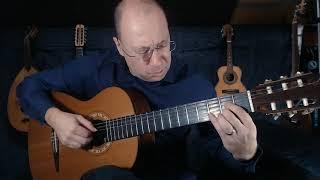 When She Loved Me  (Jonathan Preiss - Guitar)