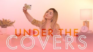 Bunk'd Star Peyton List Dreams About Forgetting Her Lines | Under the Covers