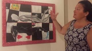 Silvia Tolomeo descrive la sua globalizzazione