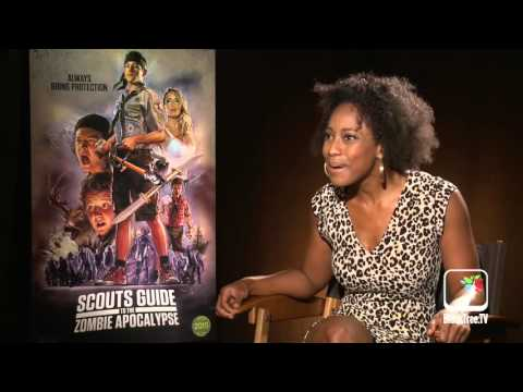 Scouts Guide To The Zombie Apocalypse Interviews w/ Sara Dumont, Joey Morgan and Logan Miller