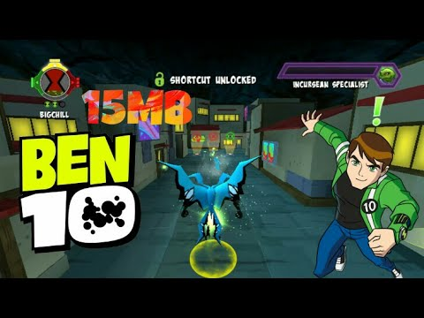 [15MB]Download Ben 10 Omniverse 2 Hd Graphics | For free In any  Android+Gameplay