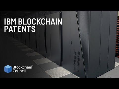 IBM Blockchain Patents | Blockchain Council