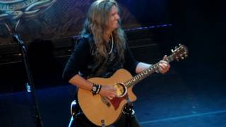 Whitesnake - Joel Hoekstra Solo 19-07-16 Paris Olympia