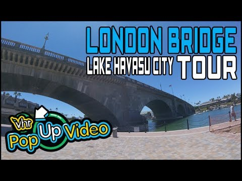 London Bridge Tour  VH1 Pop Up Video Edition
