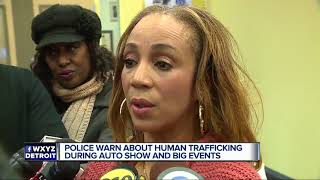 Detroit police dedicate additional 15 officers to combat sex trafficking