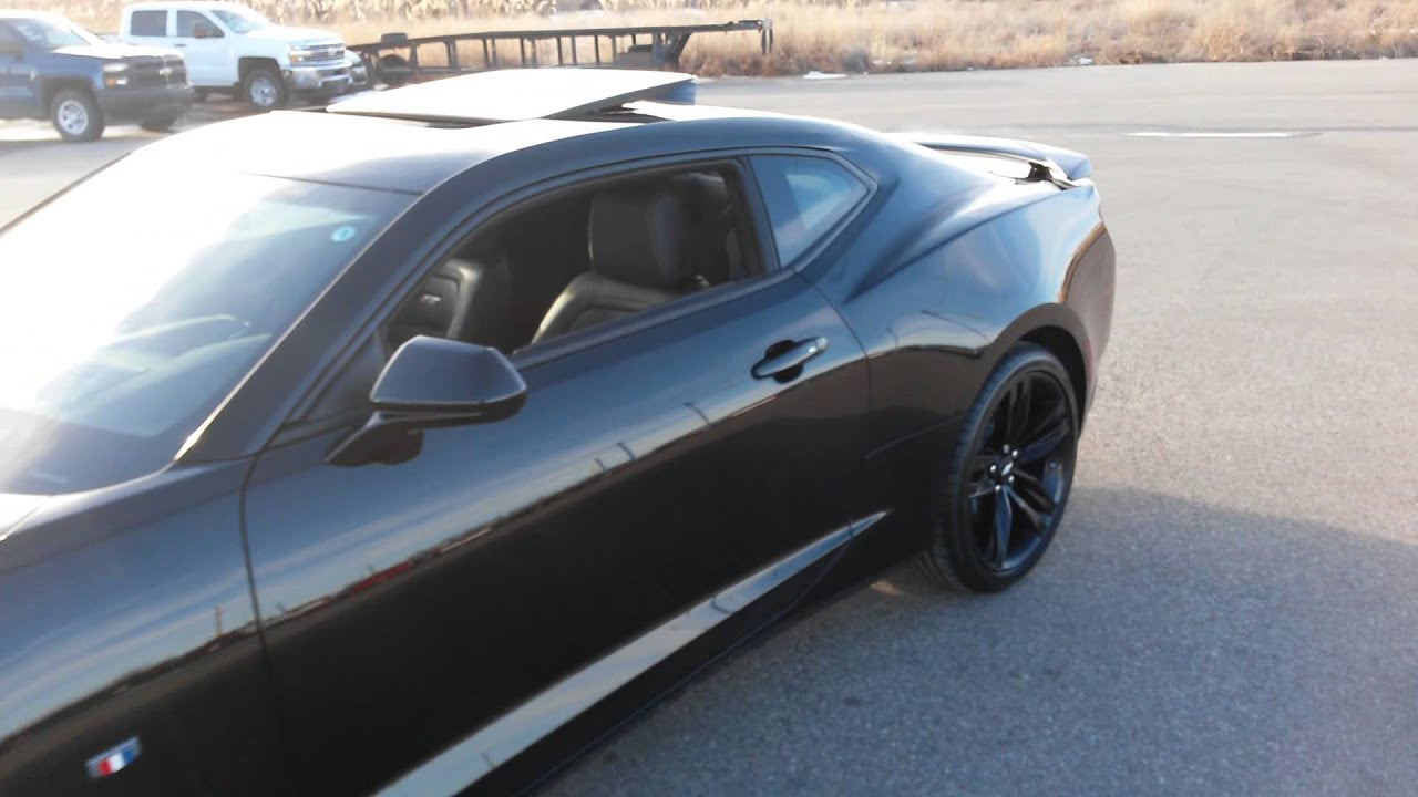 chevrolet camaro 2016 black. chevrolet camaro 2016 black