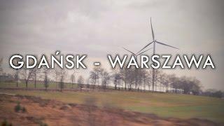 Z OKNA Gdańsk- Warszawa