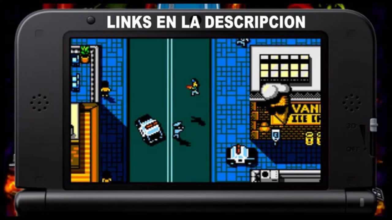 DESCARGAR RETRO CITY RAMPAGE 3DS [ CIA Y  3DS][EUR][ESPAÑOL][MEGA]
