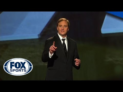 NASCAR Sprint Cup Awards 2014: Jay Mohr Full Monologue