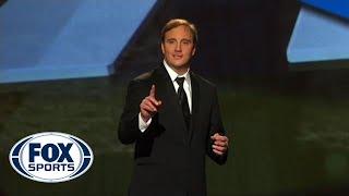 NASCAR Sprint Cup Awards 2014: Jay Mohr Full Monologue