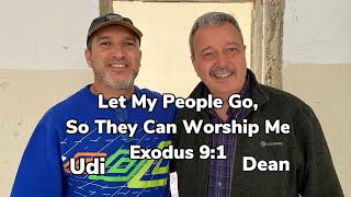 Let My People Go | Aliyah Return Center Israel (Dean & Udi)
