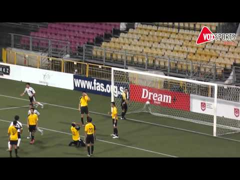 NSG 2013: Football A Division Boys Final (Raffles Institution vs Victoria Junior College)