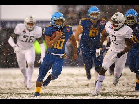 Football Highlights - Army 14, Navy 13