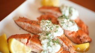 Greek Yogurt Salmon Recipe | Kin Community