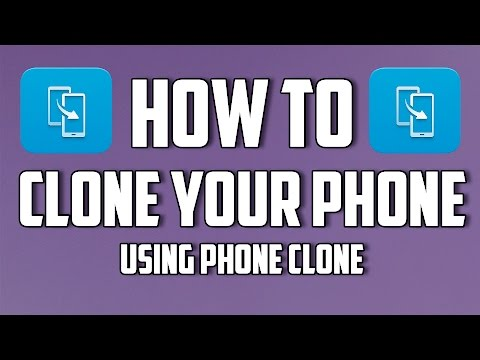 Clone Your Android Phone Using Phone Clone