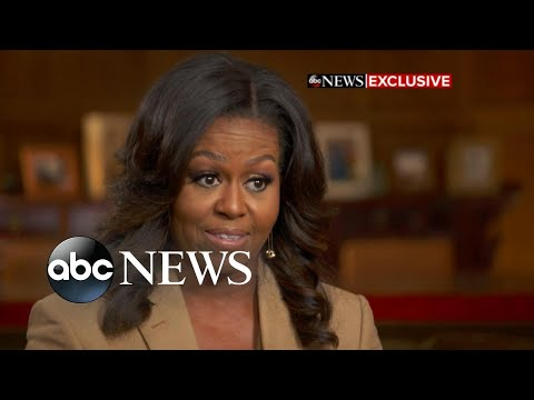 Donnie McClurkin - WATCH! Michelle Obama on the bruising campaign to the White House