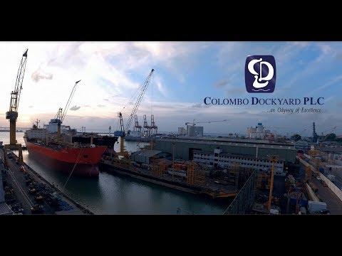 Colombo Dockyard PLC Corporate Profile - 2019 October