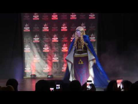 related image - Savoie Retro Games 2016 - Concours Cosplay Dimanche - 19 - Creation Personnelle Zelda