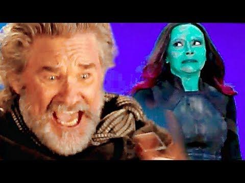 Les Gardiens de la Galaxie 2 ✩ Le bêtisier du Film avec Sylvester Stallone ! streaming vf