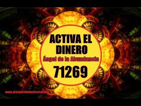 ACTIVA LA ENERGÍA DEL DINERO - 71269- ÁNGEL DE LA ABUNDANCIA- PROSPERIDAD  UNIVERSAL