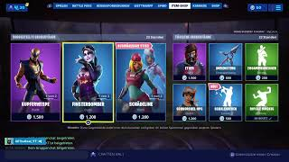 Shop 22.7.2019 NEUER SKIN?| LIVE|495Wins| Fortnite Battle Royale