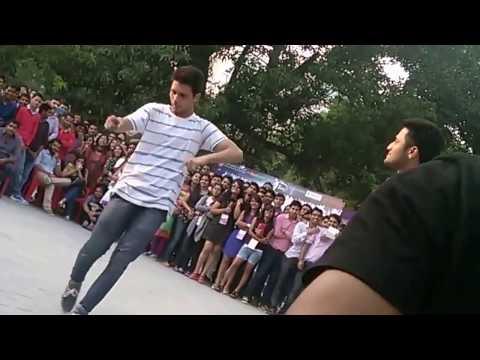 college dance (u.p wala thumka lagao)
