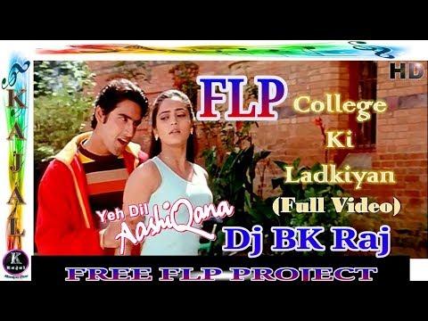 College_Ki_Ladkiyan - Yeh Dil Aashiqana (Karan Nath & Jividha) Udit Narayan Hindi song Flp