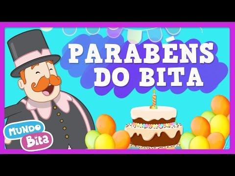 Mundo Bita - Parabéns do Bita [clipe infantil]