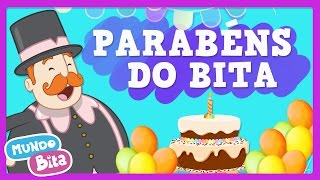 Mundo Bita - Parabéns do Bita [clipe infantil] thumbnail