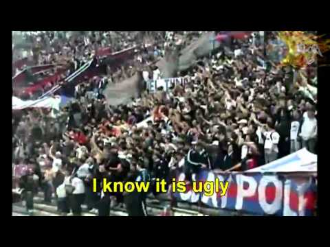 The best football songs (with lyrics in english and spanish)..Hinchadas/hooligans/ultras PART 1/6..