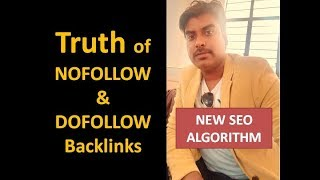 (Hindi) DEATH of DoFollow & NoFollow Backlinks! What's New?