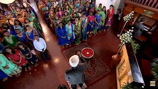 Yelarkum Ma Unnathar - 250 Voice Mass Choir - Classic Hymns Tamil Album Jagathrakshaga -