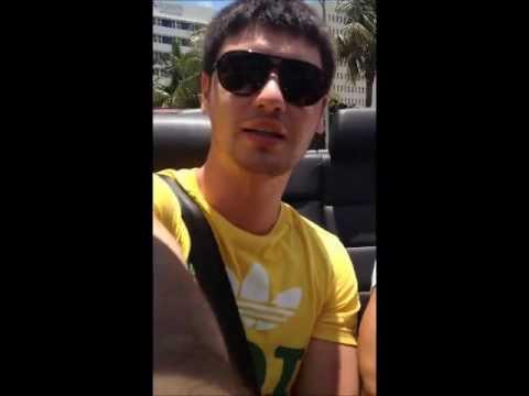 Донбасский активист Руслан Мармазов: На растерзание в Киев