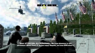 Secret Service Ultimate sacrifice - GAMEPLAY Apresentação