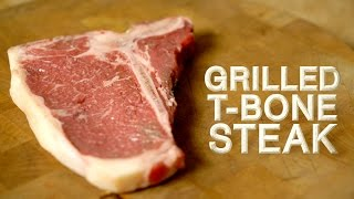 "Breville Presents T-bone Steak With Marinade - ""mind Of A Chef Techniques With Edward Lee"""