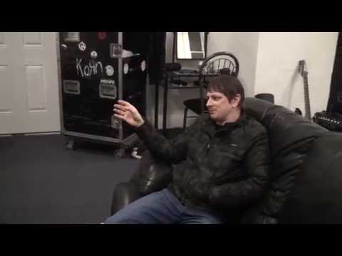 Ray Luzier of Korn Talks Spotify and Pirating Music