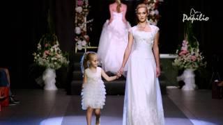 Свадебные платья  Papilio fashion show 2012
