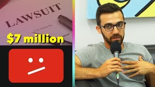 Matt D'Avella: $7 Million Lawsuit from a YouTube Upload !!
