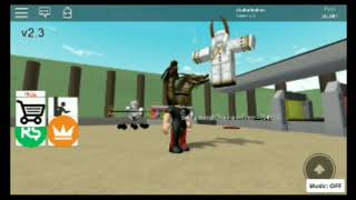 I played Roblox, Galera Buco in the Sai Voice do not know PQ?, but I hope you like the video
