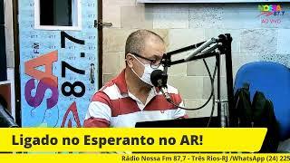 LIGADO NO ESPERANTO! 04/04/2021