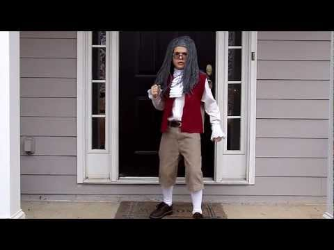 Ben Franklin Historical Rap by Charlie