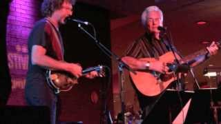 "Del McCoury & Sam Bush ""Midnight On The Stormy Deep"" @ Ellnora Guitar Festival 2013"