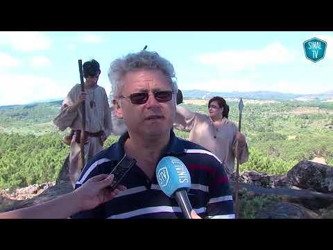 Povos Galaico-Romanos no Castro de Curalha