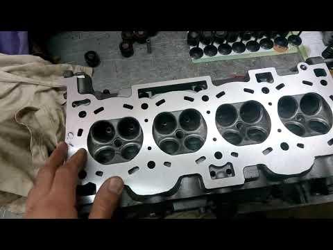 Ремонт двигателя G4KD Киа Оптима. Установка маслофорсунок. Часть 2. Финиш.