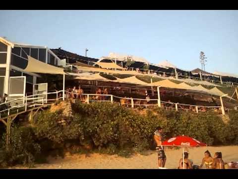 La jaima en la playa de ca os de meca c diz youtube - Casas en canos de meca ...