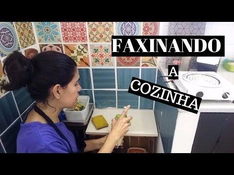 FAXINA NA COZINHA | COISAS DE DONA (O) DE CASA