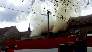 požár ivanovice ul. žižkova