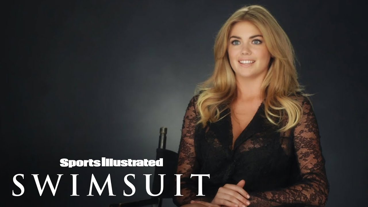 Watch Behind The Scenes Of Kate Upton's Beach Photo Shoot video